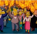 Angry Mob Represents Opposition To Your Negotiation