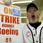 Boeing and the IAM are in labor negotiations